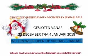 opening december 2017